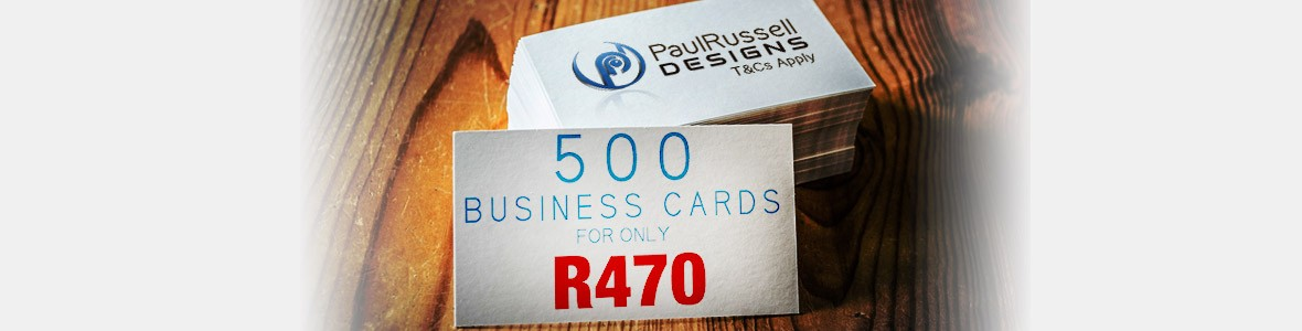 Business Cards R470 header